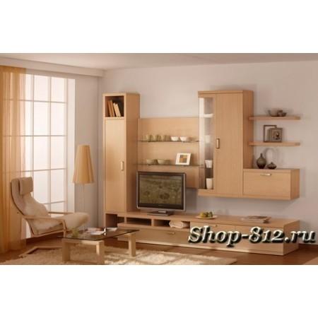 Корпусная мебель для гостиной CAT7 (Катрин)