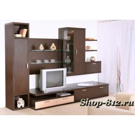 Корпусная мебель для гостиной CAT8 (Катрин)