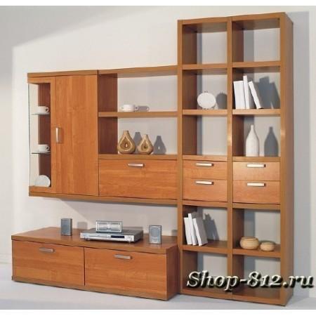 Корпусная мебель для гостиной GHH004 (Катрин)