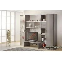 Корпусная мебель для гостиной CAT5 (Ассоль)