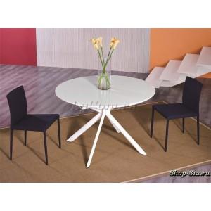 Стол обеденный круглый раздвижной В2401
