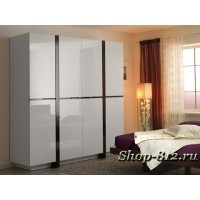 Мебель для спальни Жаклин шкаф 1+2+1