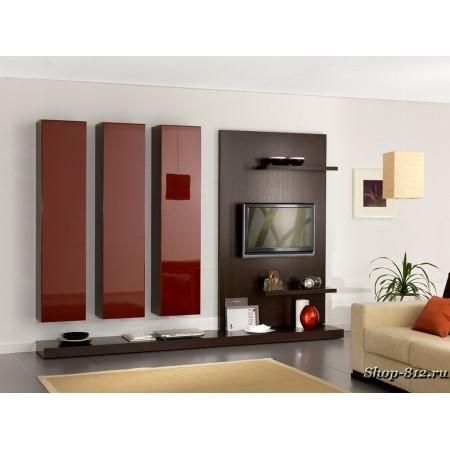 Корпусная мебель для гостиной CAT00 (Натали)