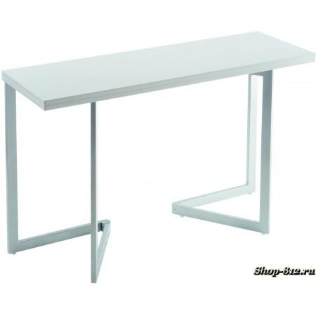 Стол обеденный-консоль DT62-2 (ШхВхГ): 120*40/80*77 мм.