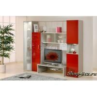 Корпусная мебель для гостиной CAT4 (Ассоль)