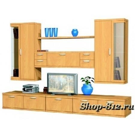 Корпусная мебель для гостиной GHH007 (Катрин)
