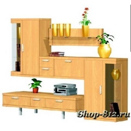 Корпусная мебель для гостиной GHH009 (Катрин)