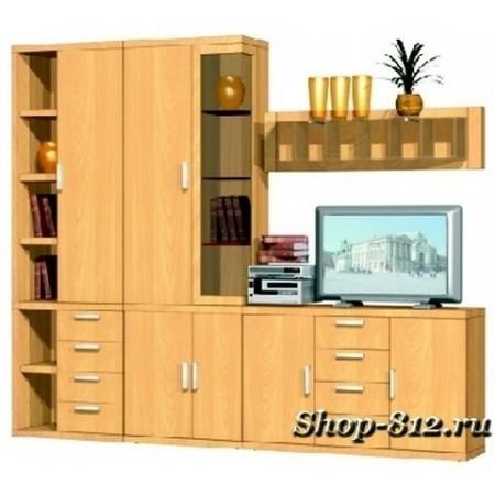 Корпусная мебель для гостиной GHH010 (Катрин)
