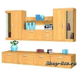 Корпусная мебель для гостиной GHH011 (Катрин)