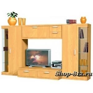 Корпусная мебель для гостиной GHH012 (Катрин)
