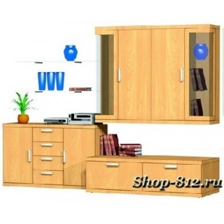 Корпусная мебель для гостиной GHH013 (Катрин)