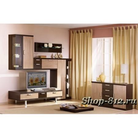 Корпусная мебель для гостиной CAT2 (Катрин)
