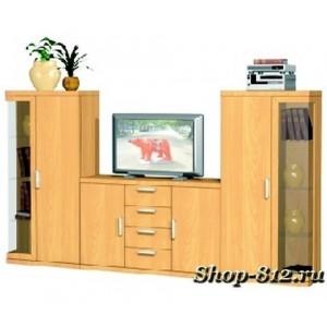 Корпусная мебель для гостиной GHH015 (Катрин)