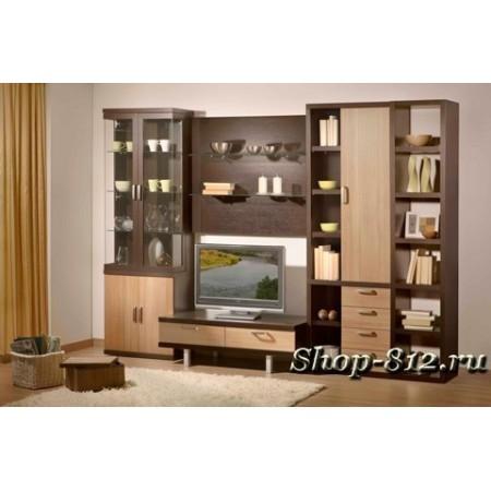 Корпусная мебель для гостиной CAT3 (Катрин)