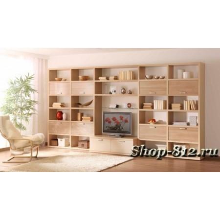 Корпусная мебель для гостиной CAT5 (Катрин)