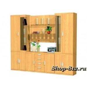 Корпусная мебель для гостиной GHH021 (Катрин)