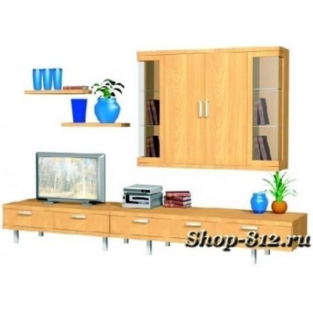 Корпусная мебель для гостиной GHH022 (Катрин)