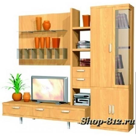 Корпусная мебель для гостиной GHH025 (Катрин)