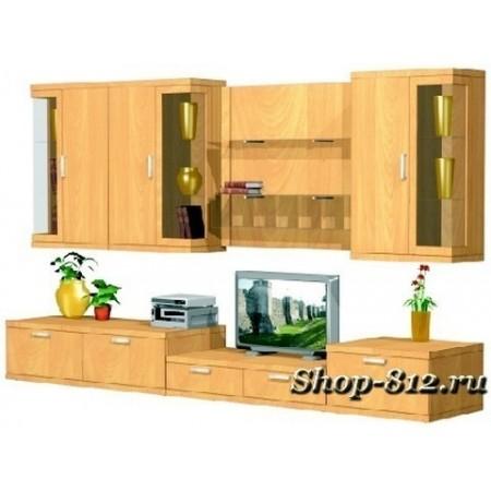 Корпусная мебель для гостиной GHH027 (Катрин)