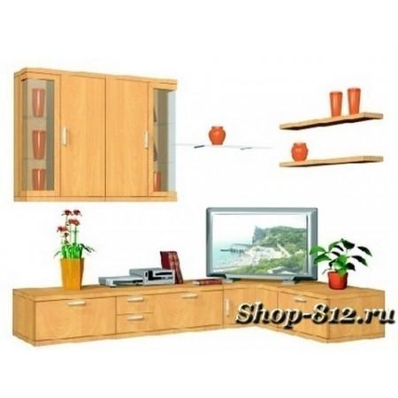 Корпусная мебель для гостиной GHH029 (Катрин)