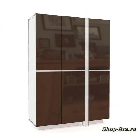 Мебель для спальни Жаклин шкаф 2+1