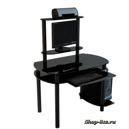 Компьютерный стол NOIR-02 (ШхГхВ 1000x620x1310)