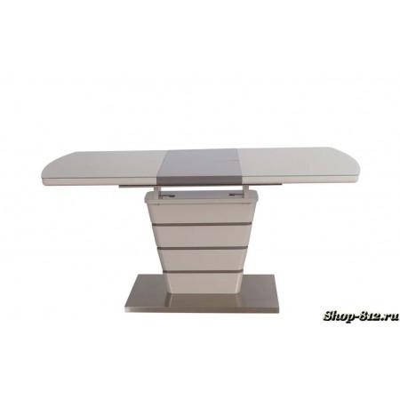 DT2123S-1 120 стол обеденный раздвижной (ШГВ 120x80x76)