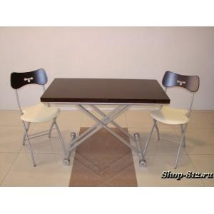 B2166 Стол обеденный трансформер