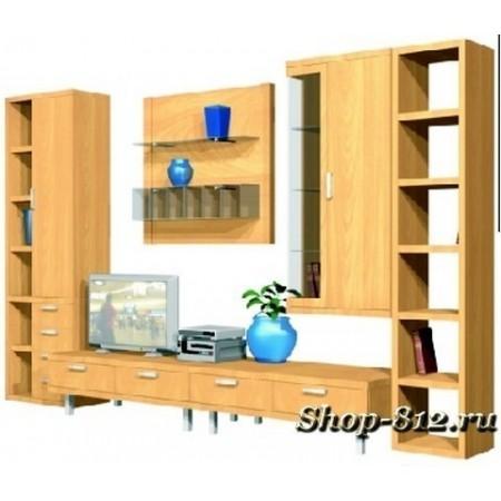 Корпусная мебель для гостиной GHH036 (Катрин)