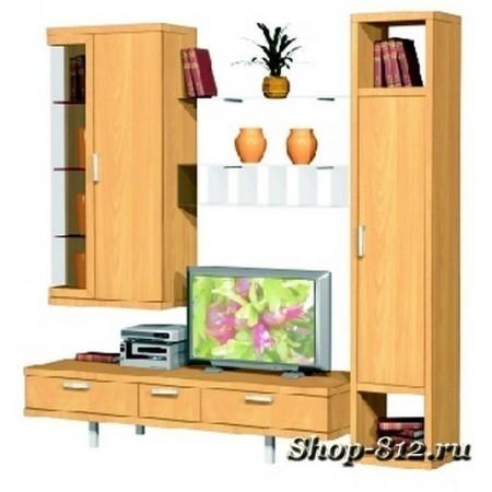 Корпусная мебель для гостиной GHH038 (Катрин)