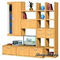 Корпусная мебель для гостиной GHH039 (Катрин)