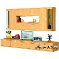 Корпусная мебель для гостиной GHH040 (Катрин)